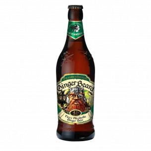 Пиво Wychwood Brewery Ginger Beard имбирное янтарн.