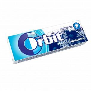 Резинка жевательная Orbit Winterfresh драже