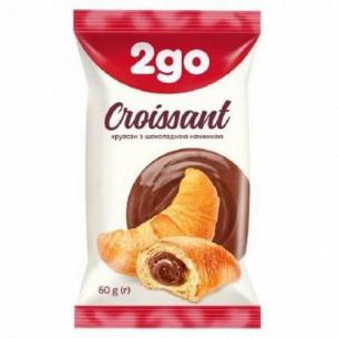 Круассан 2go шоколадная начинка