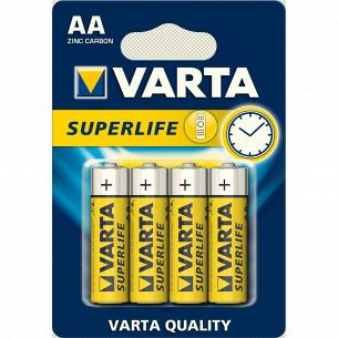 Батарейка Varta 2006 (R6) Superlife 4x1
