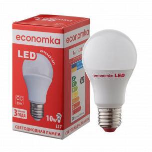 Лампа Экономка LED A60 10W 4200K E27