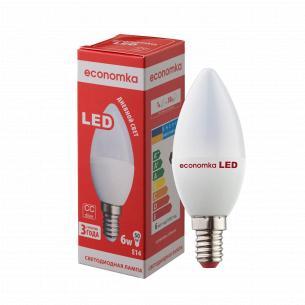 Лампа Экономка LED CN 6W 4200K E14