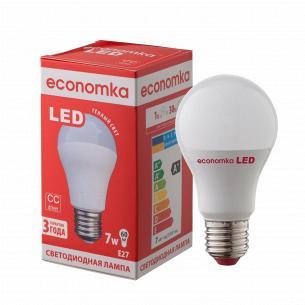 Лампа Экономка LED A60 7W 2800K E27