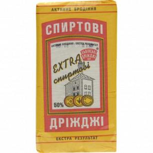 Дрожжи Львівські Экстра пресованные спиртовые