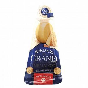 Сир Rokiskio Grand 24 міс 37%