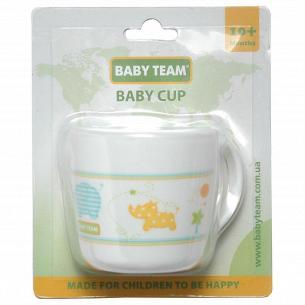 Чашка детская Baby Team 200мл 6006