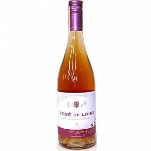 Вино Pierre Chainier Rose de Loire Les Alluvions