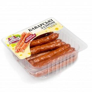 Колбаски Бащинский Баварские с сыром пк вс газ