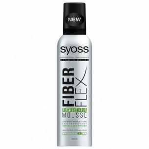 Мусс для волос Syoss Flexible Volume