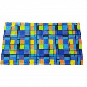 Полотенце кухонное Мир текстиля вафельное 35х65