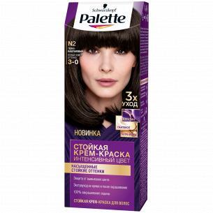 Palette ICC Краска для волос 3-0 (N2) Темно-каштановый 110 мл