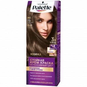 Palette ICC Краска для волос 6-0 (N5) Темно-русый 110 мл