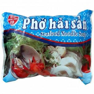 Лапша Bich-Chi рисовая со вкусом морепродуктов