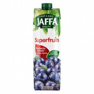 Нектар Jaffa черника-черноплодная рябина
