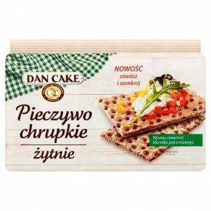 Хлебцы Dan Cake ржаные хрустящие