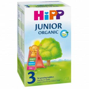 Смесь Hipp Organic 3 Junior молочная