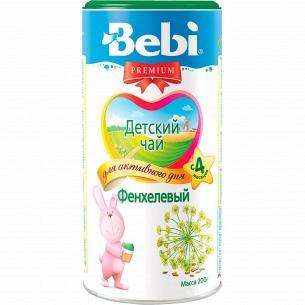 Чай Bebi Premium фенхелевий