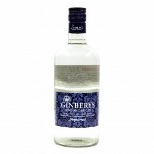 Джин Ginbery`s London Dry Gin