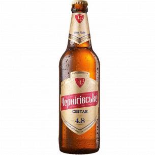 """Пиво """"Чернігівське"""" світле"""