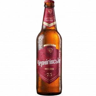 """Пиво """"Чернігівське Міцне""""..."""