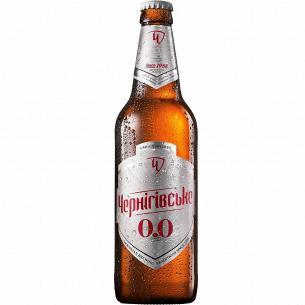 """Пиво """"Чернігівське"""" безалкогольное"""