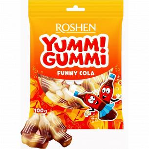 Конфеты Roshen Yummi Gummi Funny Cola желейные