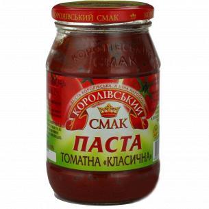 Паста томатная Королівський смак 25% твист