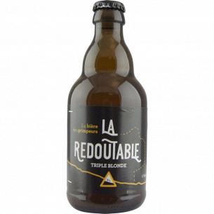 Пиво La Redoutable світле...