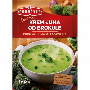 Крем-суп Podravka с брокколи