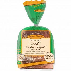 Хлеб Київхліб Прибалтийский темный нарезанный