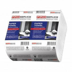 Полотенца бумажные PRO service Comfort 2сл 200лис