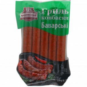 Колбаски Бащинский Баварские п/к в/с б/о