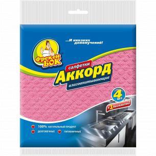 Салфетка для уборки целлюлоза Аккорд Фрекен Бок