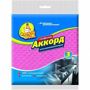 Салфетка для уборки Фрекен Бок Аккорд целлюлоза