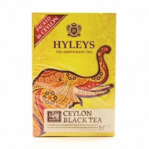 Чай черный Hyleys Цейлонский мелкий