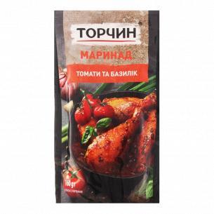 Маринад Торчин томаты и базилик