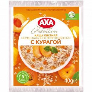 Каша овсяная AXA с курагой