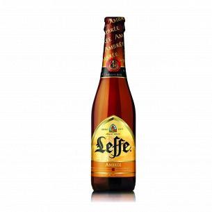 Пиво Leffe Ambree полутемное