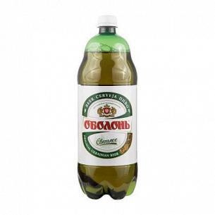 Пиво Оболонь светлое