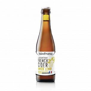 Сидр Val de Rance со вкусом имбиря и лимона
