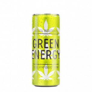 Напій енергетичний Green...