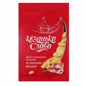Арахис Козацька слава жареный соленый вкус бекона