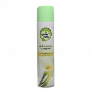 Освежитель воздуха Green World Нежная лилия