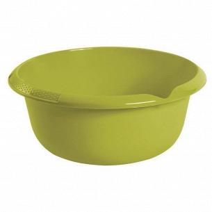 Миска Keeeper круглая зеленая 6л
