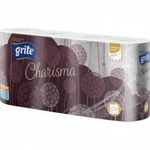 Бумага туалетная Grite Charisma
