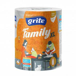 Полотенце бумажное Grite Family XL