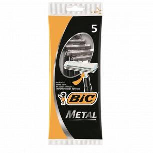 Бритва BiC Metal
