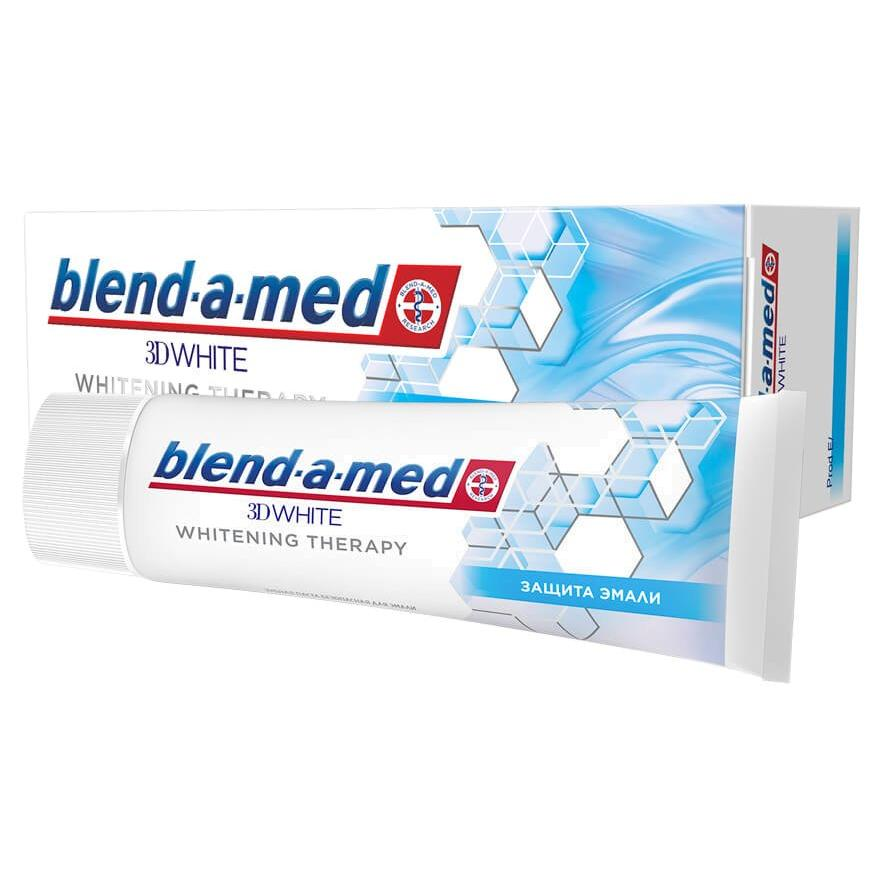 Паста зубная Blend-a-med 3D White Whitening Therapy Отбеливание