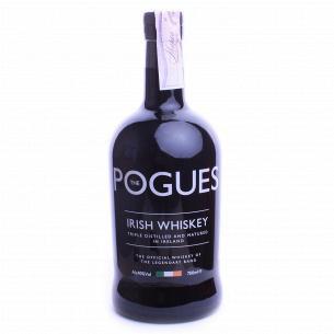 Віскі The Pogues West Cork 40%