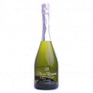 Шампанское Silver Breeze белое п/сладкое